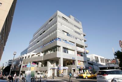 朝日土地建物 横浜支店 外観